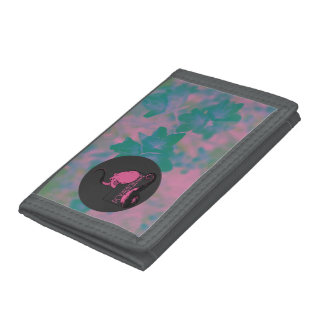 Pop Art Squid Wallet