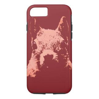Pop Art Style Squirrel iPhone 7 Case