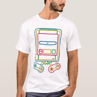 Pop art super Family Computer T-Shirt