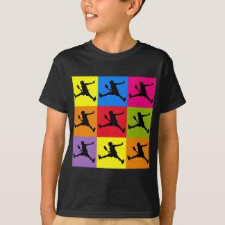 Pop Art Tennis T-Shirt
