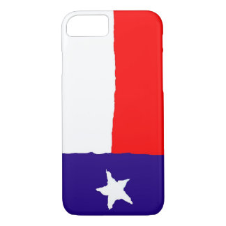 Pop Art Texas State Flag iPhone 7 Case