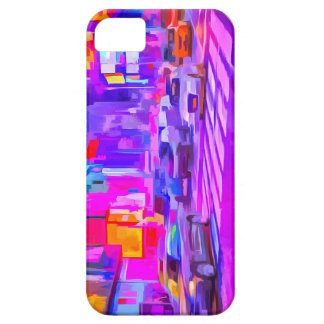 Pop Art Times Square iPhone 5 Case