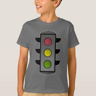Pop Art Traffic Light T-Shirt