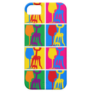 Pop Art Wine Case For iPhone 5/5S