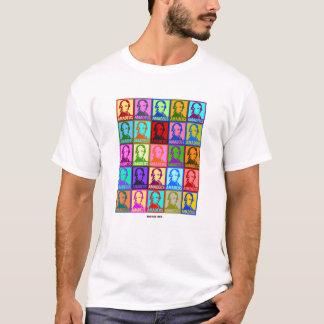 Pop Art Wolfgang Amadeus Mozart   Rock Me T-Shirt