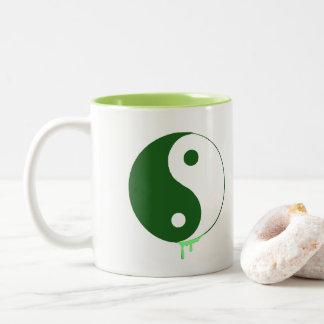 Pop Art Yin & Yang Mug