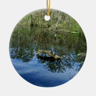 Pop Ash Pond Ceramic Ornament