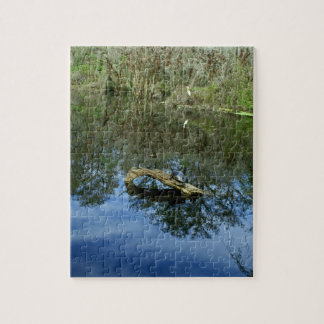 Pop Ash Pond Jigsaw Puzzle