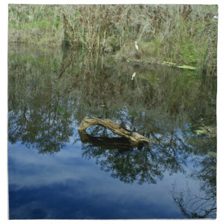 Pop Ash Pond Napkin