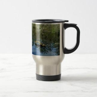 Pop Ash Pond Travel Mug