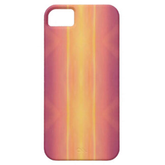 Pop Bright Pink Peach Vertical Pattern iPhone 5 Covers