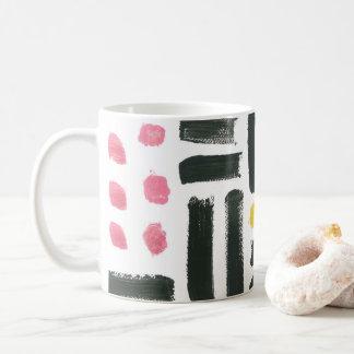 Pop Brushstroke Mug - Large Scale 2 of 3 Set