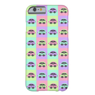 Pop Cars Barely There iPhone 6 Case