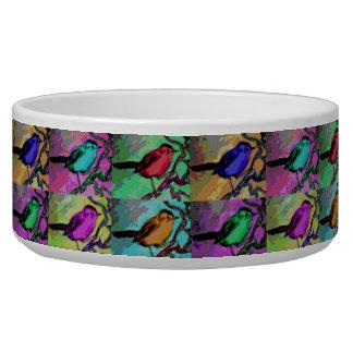 Pop Color Birds