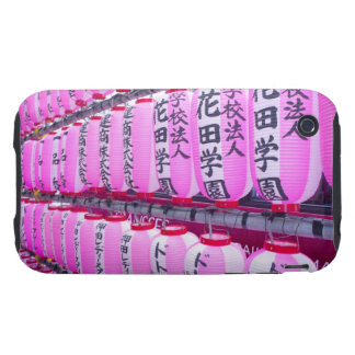 pop culture and tradition in Japan iPhone 3 Tough Cases