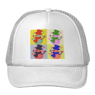 POP CULTURE CHRISTMAS TRUCKER HAT