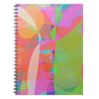 Pop Culture Spiral Note Book