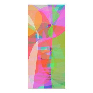 Pop Culture Rack Card Design