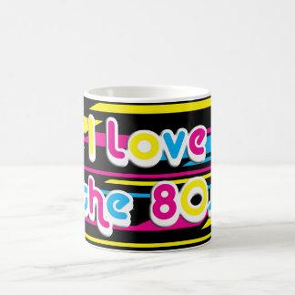 Pop Culture Retro I love the 80s Mug