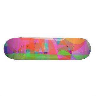 Pop Culture Skate Board