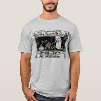 Pop Ernest Abalone and Seafood Restaurant Menu T-Shirt