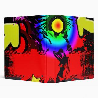 Pop Explosion Binder