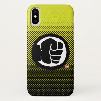 Pop Hulk Icon iPhone X Case
