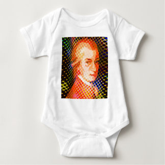 Pop Mozart Baby Bodysuit