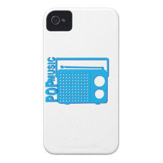 Pop Music iPhone 4 Cases