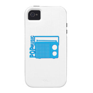 Pop Music iPhone 4/4S Covers