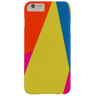 Pop of Colors Barely There iPhone 6 Plus Case