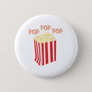 Pop Popcorn 2 Inch Round Button