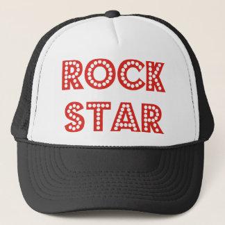 Pop, Rock Star Products & Designs! Trucker Hat
