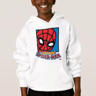 Pop Spider-Man Block with Logo