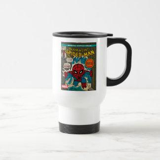 Pop Spider-Man Comic Cover #151 15 Oz Stainless Steel Travel Mug