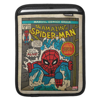 Pop Spider-Man Comic Cover #151 Sleeve For iPads