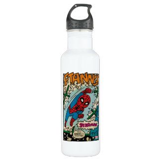 Pop Spider-Man Comic Strip
