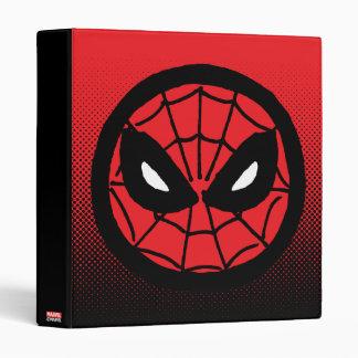 Pop Spider-Man Icon Vinyl Binder