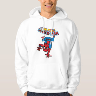 Pop Spider-Man with Logo Hoodie