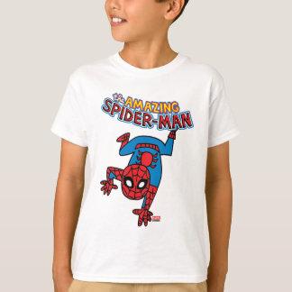 Pop Spider-Man with Logo T-Shirt