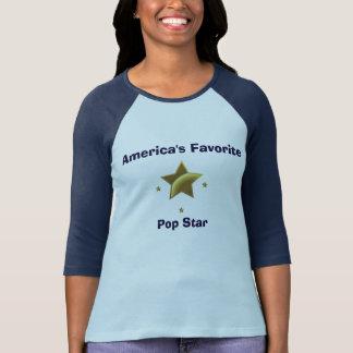 Pop Star America s Favorite T-shirt
