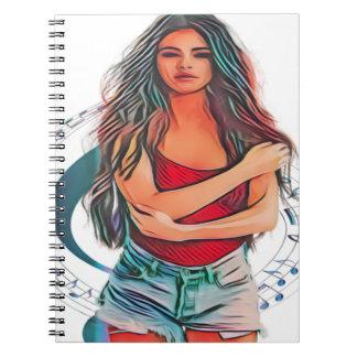 Pop Star Beauty Notebook
