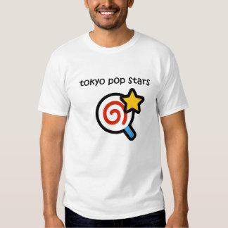 pop star! tee shirts