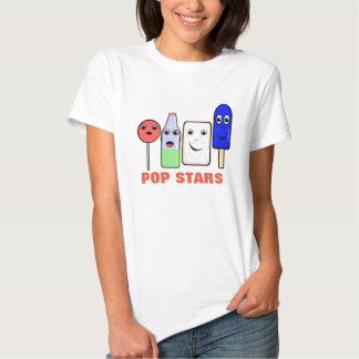 Pop Stars T Shirt