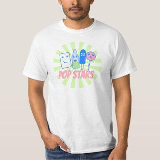 Pop Stars T Shirts