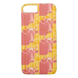 Pop-Style Vegan Endorsement iPhone 7 Case