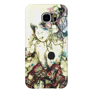 pop surreal low brow art expressionism fine art samsung galaxy s6 cases