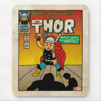 Pop Thor Comic Cover #125 Mouse Pad