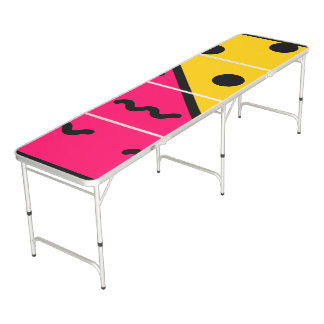 PopArt Beer Pong Table