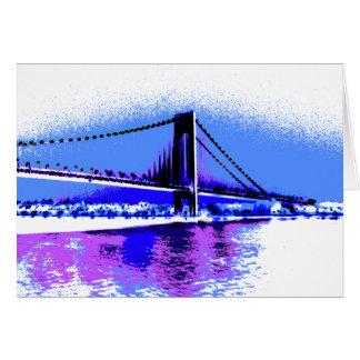 PopArt Bridge card